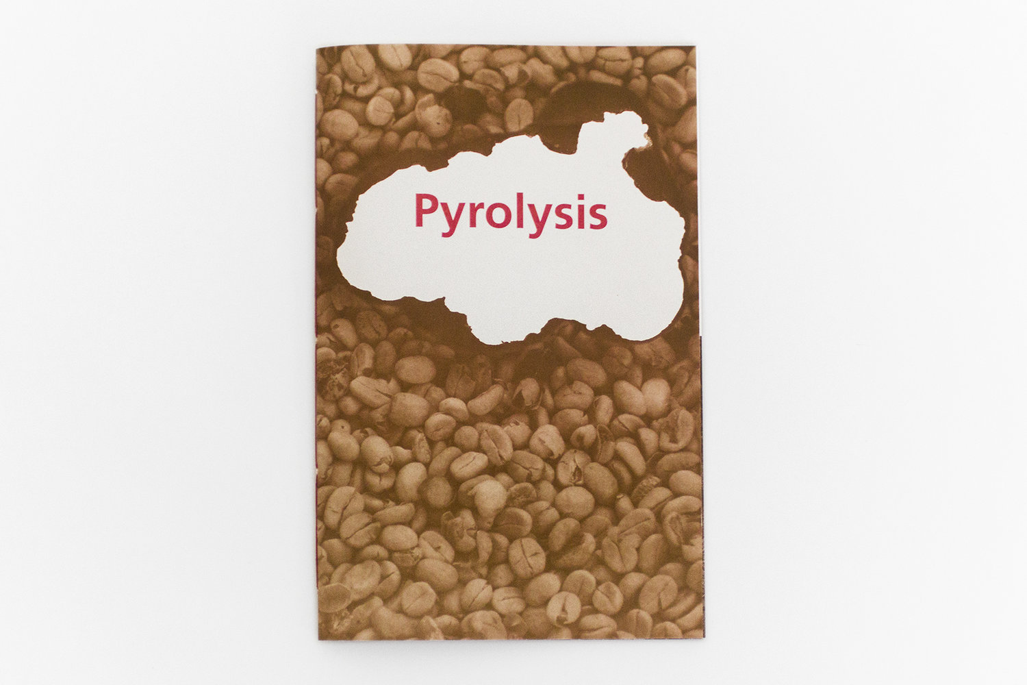 """Pyrolysis"" front outside cover"